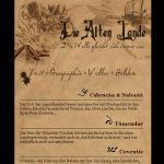 Webdesign Ancient Lands by Luned
