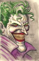 Joker 1-14-2014 by myconius