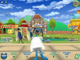 Atlas from Portal 2 is now in Toontown Rewritten! by Mariolover54321