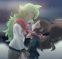 Winter Love by pink-hudy