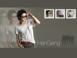 HanGeng - Super Junior M by linku-11