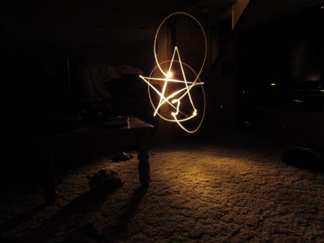 Light Painting by StationAperture
