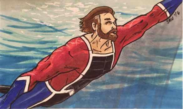 Aqualad from Kingdom Come (commission) by mmmmmpig