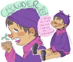 Chowder doodles by ScoutAssimilator