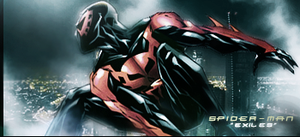 Spiderman 'exiles 2099' by yaosur