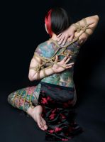 Ropework by Seattle Shibari by artistryofchamelia