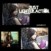Just lighter, action. by asweetgiirl