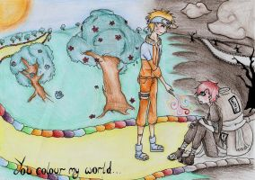.::.You colour my world.::. by bailey1rox
