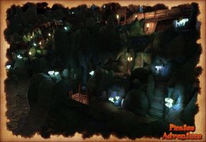 Pirates Hideout - Screen 2 by PiratesAdventure