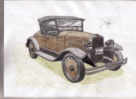 early 30s chev by that-car-bloke