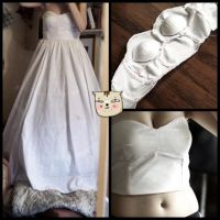 +Katniss Wedding dress - WIP1+ by snowwhiteqeen
