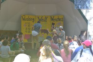 King Richard's Fair,Washing Well Participation 13 by Miss-Tbones