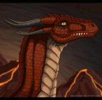 Brother of Flame by MightyRaptor