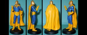 Golden Age Doctor Fate custom by Ciro1984