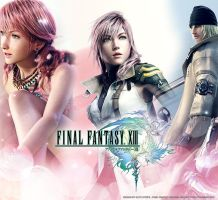 Final Fantasy XIII BLEND by guto-strife-1