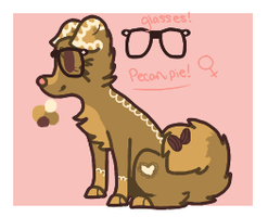 Dessert dog auction {Closed} by Flovvers
