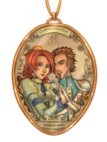 Grahams Medallion - Lost Times by Hedrick-CS