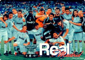 Real Madrid 3 by OnOn-EQ