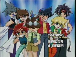 Main Characters in Beyblades by Beyblade-Lovers-Club