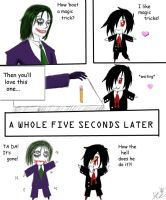 HOC: Pencil Trick by Alucard012