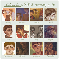 Summary Of Art by HennaLucas