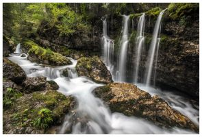 Endless flow by JamesRushforth