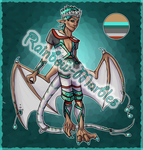Dragon Prince Adopt OPEN by Rainbow-Marbles