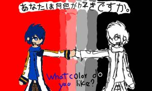 Whats COLOR by englandfangirl11