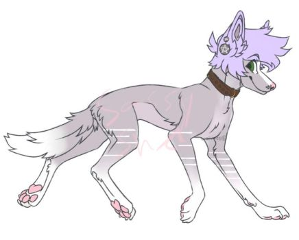 Canine Adopt Auction (CLOSED!!) by SassySnek