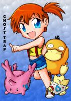 I choose you Psyduck by GhostTrap