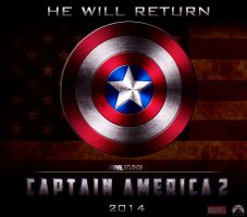 Captain America 2 by Anjunabeats9