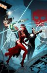Uncanny Avengers 24 cover by PaulRenaud