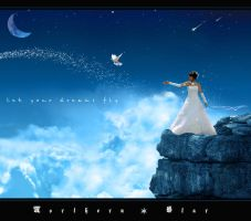 Let Your Dreams Fly. by NorthernStarrr