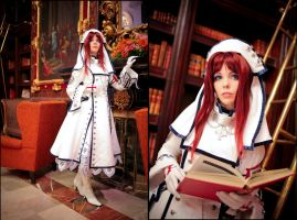 Trinity Blood - Esther Blanchett III by Calssara