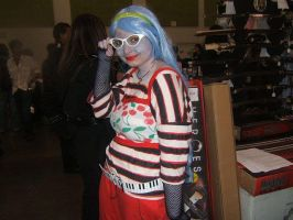 Ghoulia Yelps At Fanime by MonMonMouse