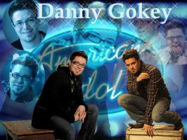 Danny Gokey Bg First bg EVER by TeamNarutox