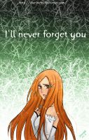 UlquiHime: I'll Never Forget You by ShaniNeko