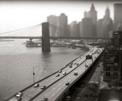 new york, little city by padraig13