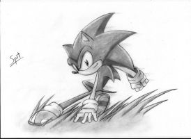 Sonic by Spitfire5892