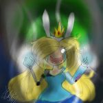 AT:I am the Hand of Madness by Coco-Apple