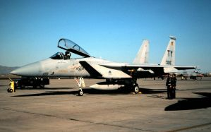 95th TFTS F-15A No. 1 by F16CrewChief