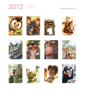 Summary of Art 2012 by ashiong