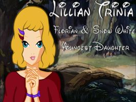 Lillian Trina, younger daughter by HybridCatgirl995