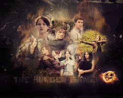 The hunger games by ForeverDream97