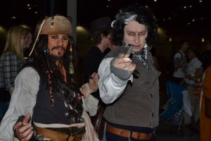 Cosplay - Johnny Depp 2 by Art47