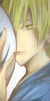 Kise Ryouta by miNthiMe