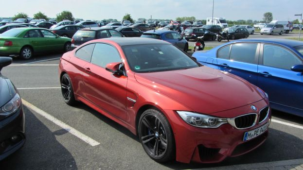 BMW M4 by SWAT316