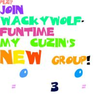 ADVERTISING MY CUZINS GROUP by HotChiliPenguin