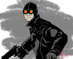 Lobster Johnson by Pogues