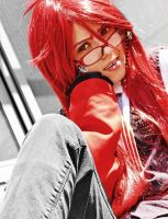 Grell Sutcliff 'Painted the roses red' by Hirako-f-w